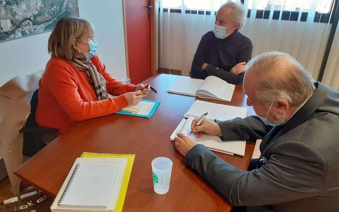 Rencontre avec Carline Cappelle, Conseillère départementale et présidente du conservatoire